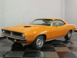 Plymouth  - 1970 Cuda Coupe