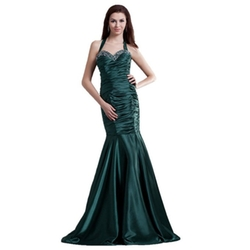 Jspoir Melodiz - Satin Mermaid Gown Dress