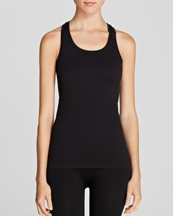 Spanx - Ribbed Racerback Tank Top