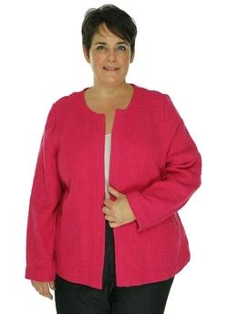 Alfani - Open Front Jacket