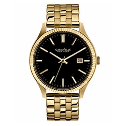 Caravelle New York - Stainless Steel Bracelet Watch