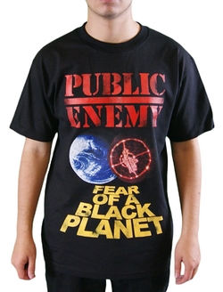 Public Enemy - Fear of a Black Planet T-Shirt