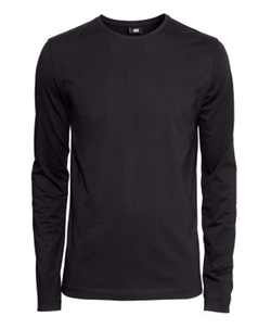 H&M - Long-Sleeved T-Shirt