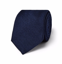 Canali - Knitted Silk Tie
