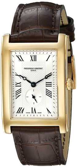 Frederique Constant - Carree Analog Display Watch
