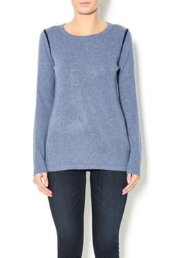 Quinn - Cashmere Crew Neck Sweater