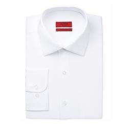 Alfani - Fitted Performance Tonal Dress Shirt