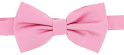 David Van Hagen - Satin Silk Bow Tie