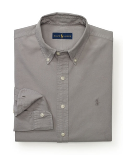 Ralph Lauren - Slim Cotton Oxford Shirt