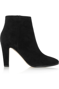 Jimmy Choo - Mass Suede Ankle Boots