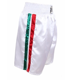 Cleto Reyes - Satin Classic Boxing Trunks