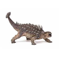 Papo - Ankylosaurus Dinosaur Figure Toy