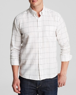 Saturdays Surf NYC  - Crosby Button Down Shirt