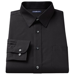 Croft & Barrow - Point-Collar Dress Shirt