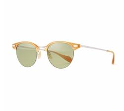 Oliver Peoples - Executive II Half-Rim Sunglasses