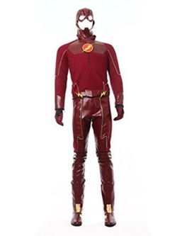 Procosplay - New The Flash Barry Allen Cosplay Costume