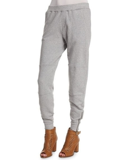 Belstaff - Ankle-Zip Easy Jogger Pants