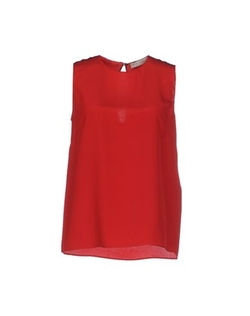 Emilio Pucci - Sleeveless Silk Top
