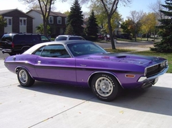 Dodge  - 1970 Challenger Coupe