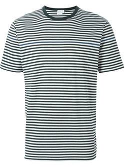 Sunspel   - Striped T-Shirt