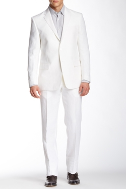 Versace - Two Button Peak Lapel City Suit