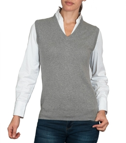 Woolovers - Unisex Sweater Vest