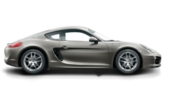 Porsche - Cayman Coupe
