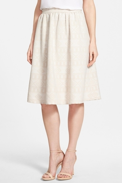 Halogen  - Full Midi Skirt