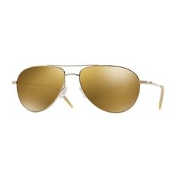 Oliver Peoples  - Benedict 59 Aviator Sunglasses