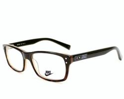 Nike - Acetate Havana Olive Eyeglasses