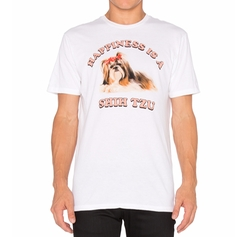 Dog Limited - Happiness Is A Shih Tzu Tee