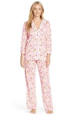 Carole Hochman Designs - Long Sleeve Pajamas