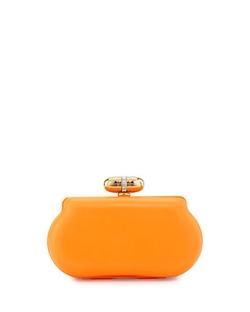 Franchi - Lisa Curved Edge Evening Clutch Bag