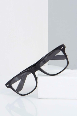Boohooman  - Geek Clear Lens Glasses