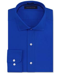 Tommy Hilfiger  - Solid Dress Shirt