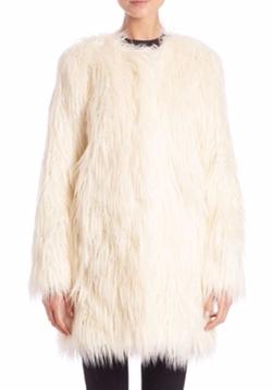 Donna Salyers Fabulous-Furs - Faux Fur Stroller Jacket