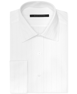 Sean John - Lurex Stripe French Cuff Shirt