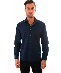 Lucky Luciano -  The Bridgeport Shirt Slim Fit
