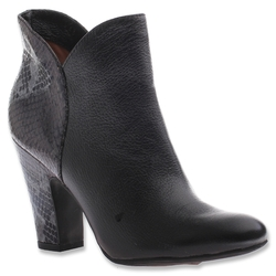 Nicole - Faux Leather Lining Boots
