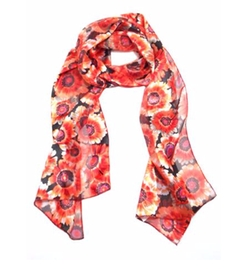 The Chic Boutique - Floral Printed Scarf