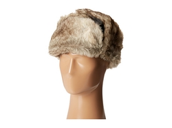 Woolrich - Wool Aviator with Faux Fur Lining Hat