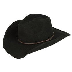 Scala - Felted Wool Cowboy Hat