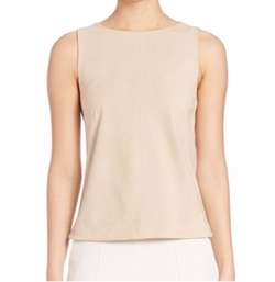Vince  - Nubuck Shell Top
