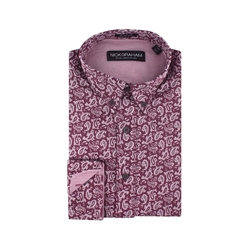 Nick Graham - Paisley Sport Shirt