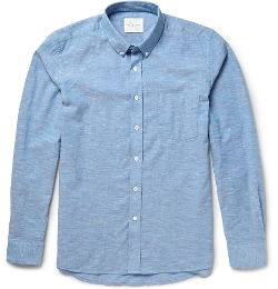 Saturdays Surf NYC - Crosby Slim-Fit Button-Down Oxford Shirt