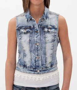 Buckle Exclusive - Denim Vest