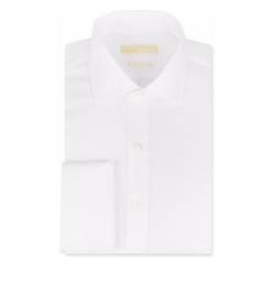 Michael Michael Kors - Classic-Fit French Cuff Dress Shirt