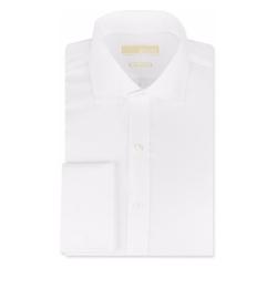 Michael Michael Kors - Classic-Fit French Cuff Dress Shirt