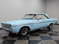 Plymouth Coupe - 1965 Coupe Car