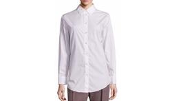 Giorgio Armani - Cotton Poplin Shirt